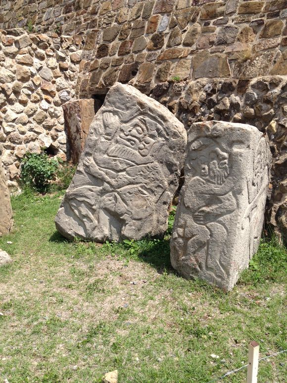 Oaxaca and Monte Albán